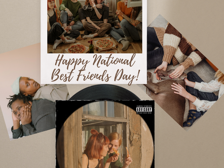 Happy National Best Friends Day!