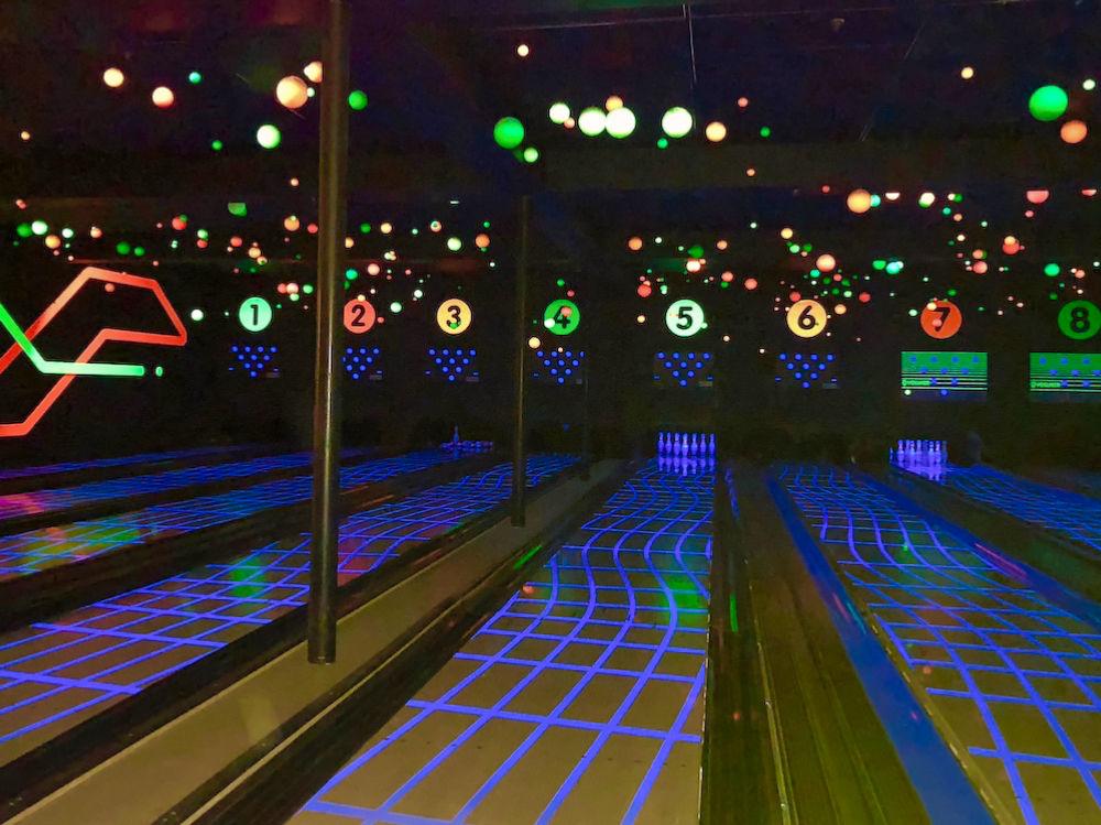 Bowlingbaan Wildwaterbaan Port Zelande