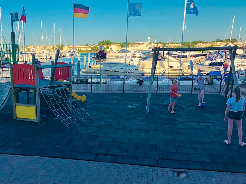 Kinderspeelplaats Jachthaven