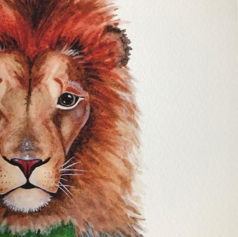 Lovely Lion