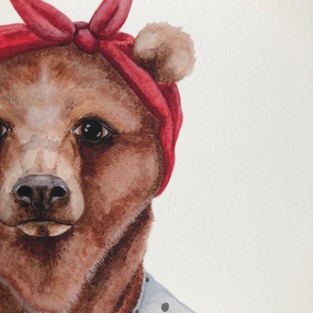 Bandana Bear