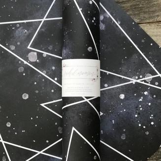 Galaxy Gift Wrap
