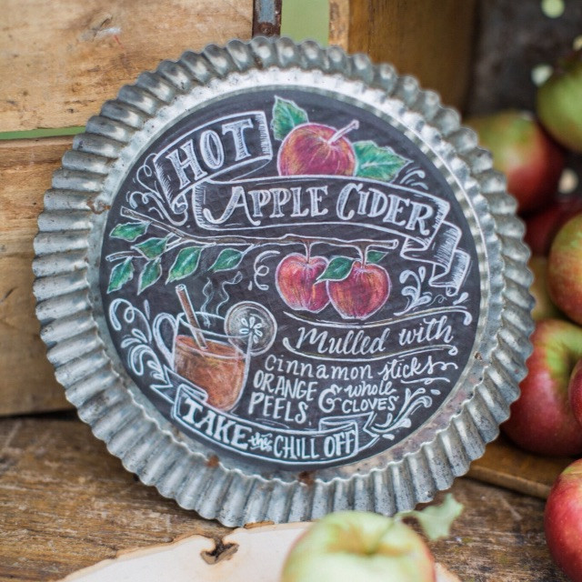 Apple Cider Sign