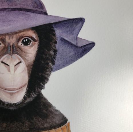 Fall Monkey