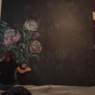 Chalkboard Timelapse
