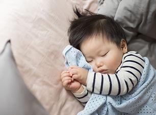 赤ちゃんの睡眠