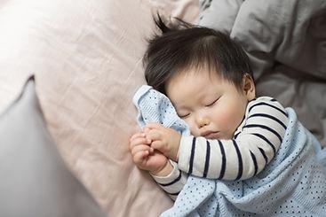 Bébé dormant