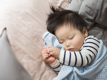 The Newborn Routine That Will Help Your Baby Fall Asleep Faster