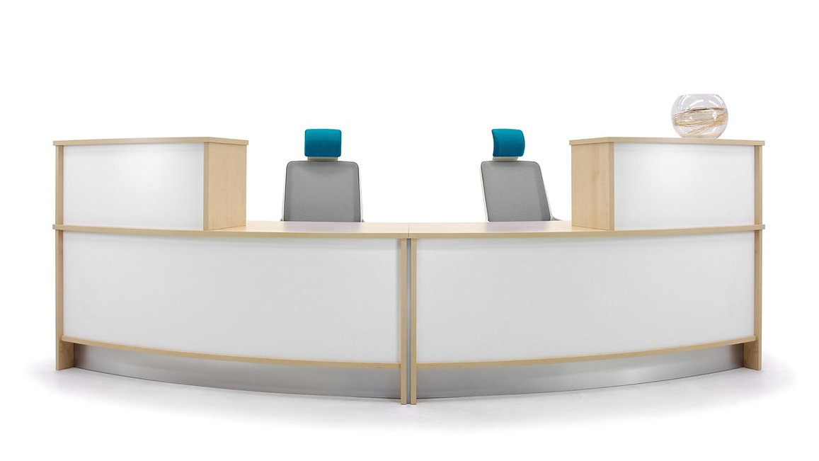 Comfy Office Reading - Office Reception Desks