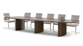 Aerofoil Boardroom Table