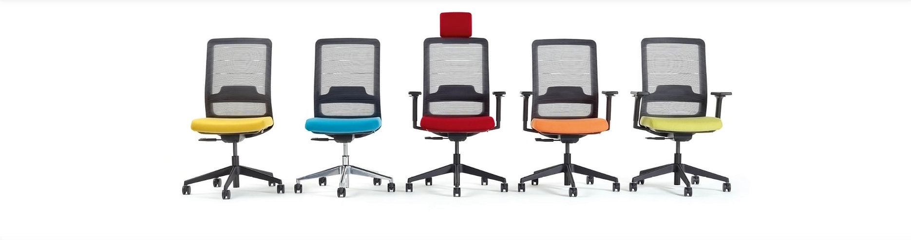 Comfy Office Reading - Mesh Chairs