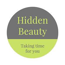 Hidden Beauty Logo, Beauty Therapy in Tilehurst