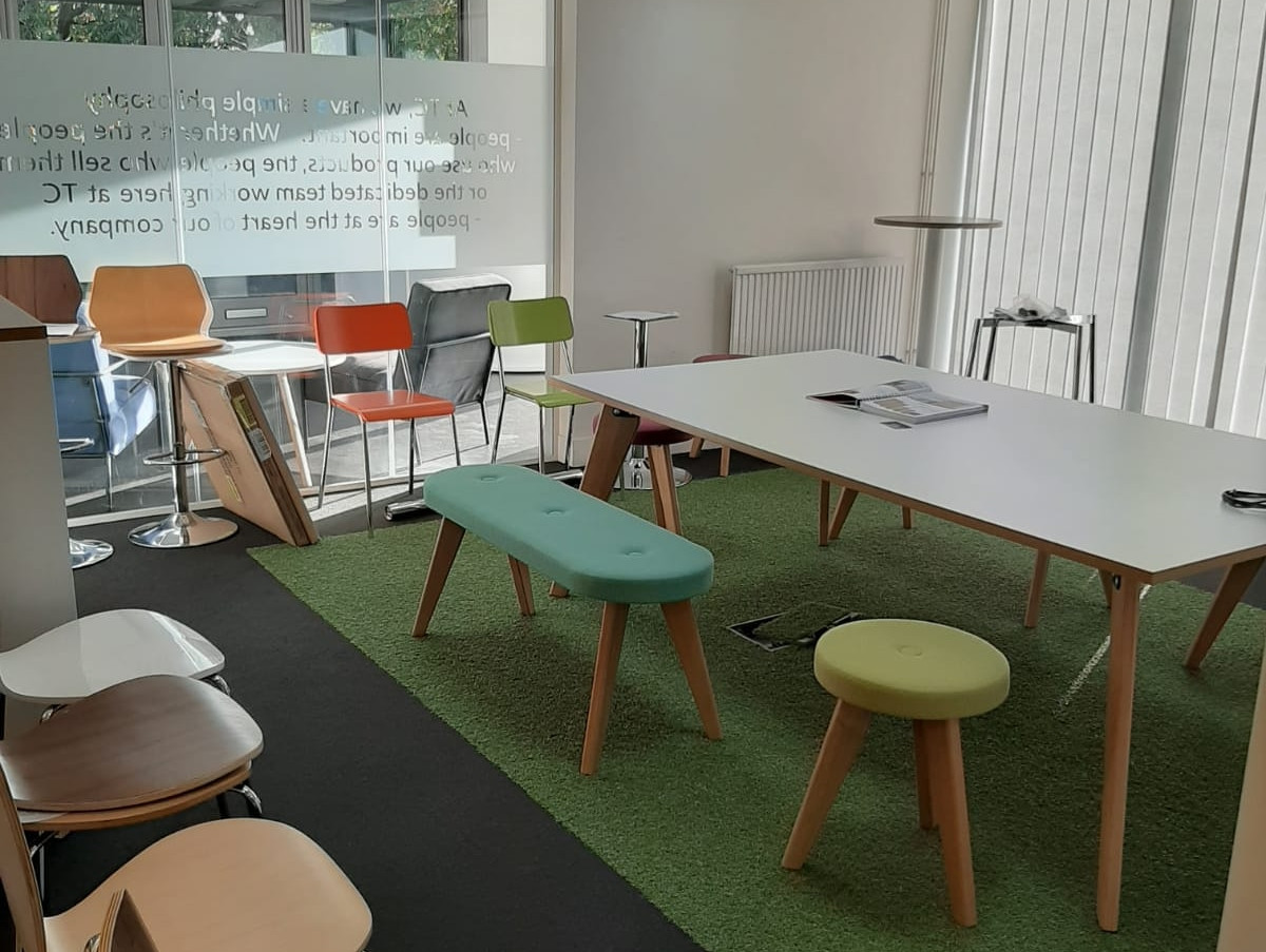 Comfy Office Reading - Stools and Benches
