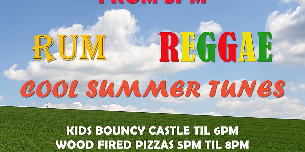 Rums, Reggae And Cool Summer Tunes