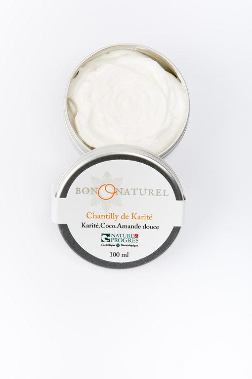 Chantilly de Karité 100 ml