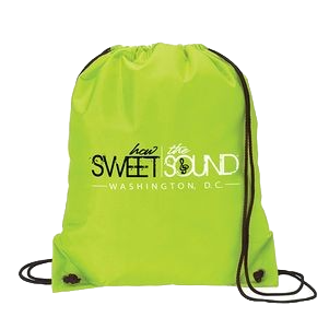 drawstring bags with Logo