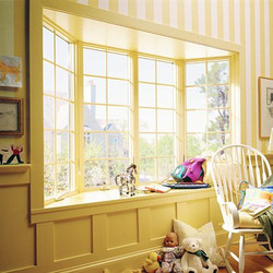 beautiful bay windows