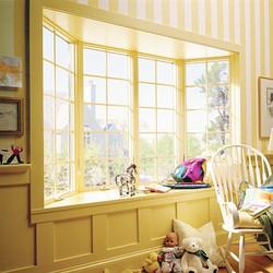 beautiful bay windows