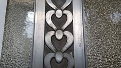 Decorative chemical milling