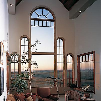 specialty windows, custom windows