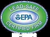 Lead Safe, EPA certified