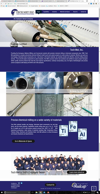 web design, logo, branding example