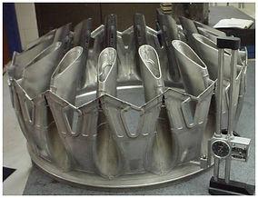 chemical milling, thin wall tubing, hi-temp alloy