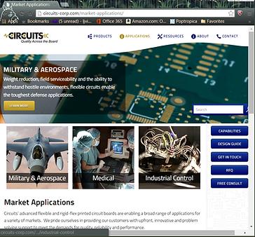 web site design, responsive web design