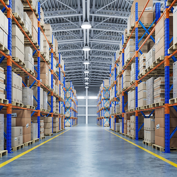 warehousing, inventory control