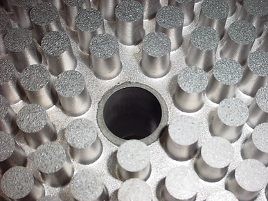 hi-temp alloy, surface milling, surface texturing medical implants