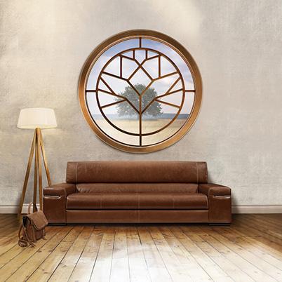 round windows, specialty windows
