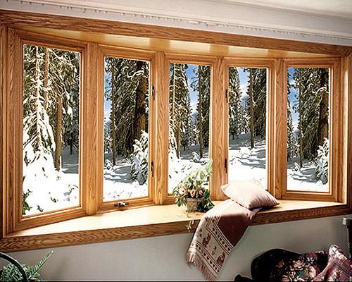 bay and bow windows by Kish Windows