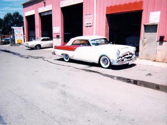 1957 Chevrolet Custom