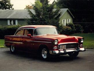 1955 Chevrolet Custom Convertible