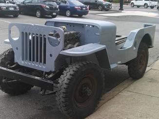 1958 Jeep Willy CJ-3B