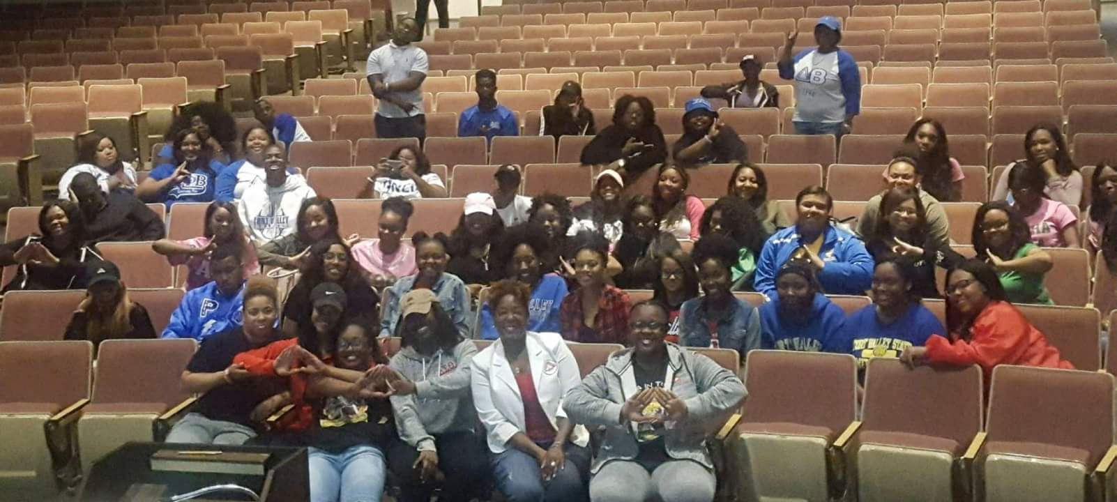 2018 FVSU Collegiate Greeklife Bootcamp