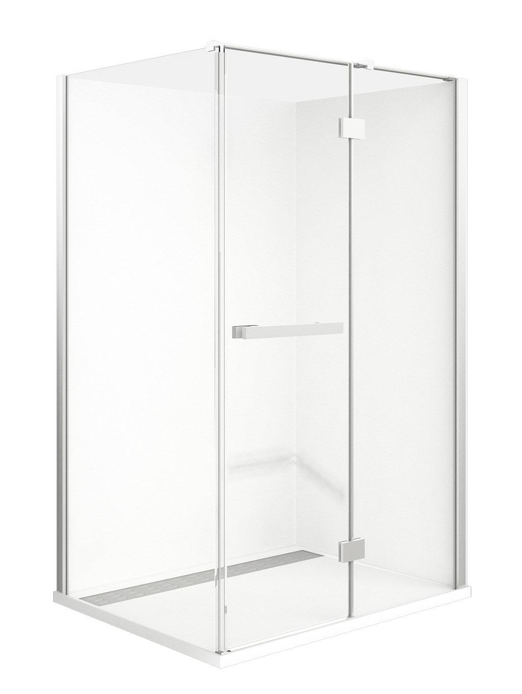 Barossa Pivot Semi Frameless Shower Screens
