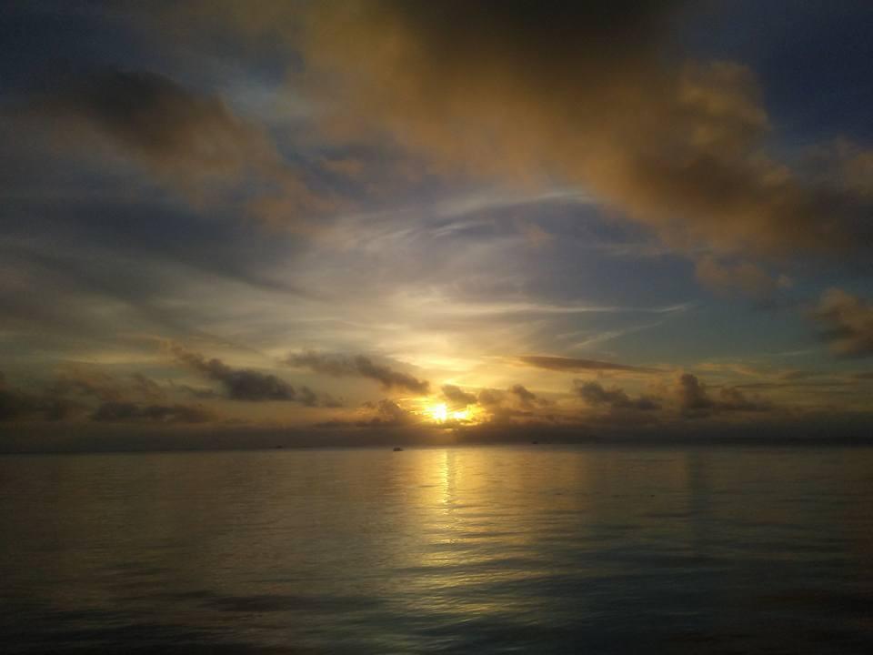 Vanuatu Sunset