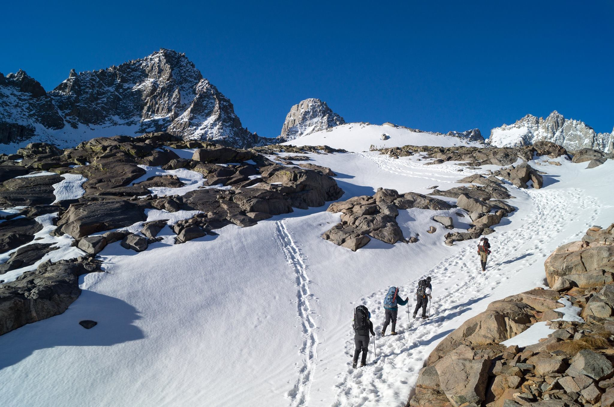 Snow trek