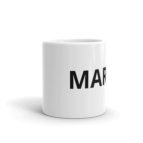 MAR. Coffee Mug