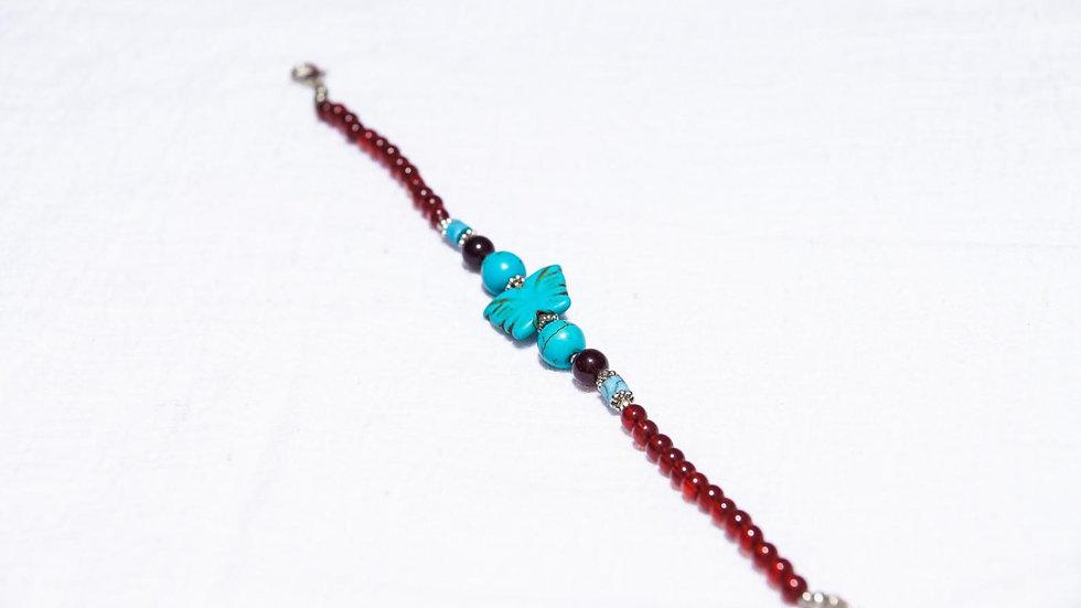 Lucky Butterfly Bracelet