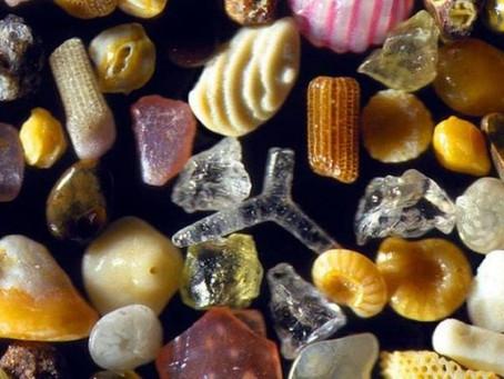 Des grains de sable photographiés en 3D révèlent leur richesse
