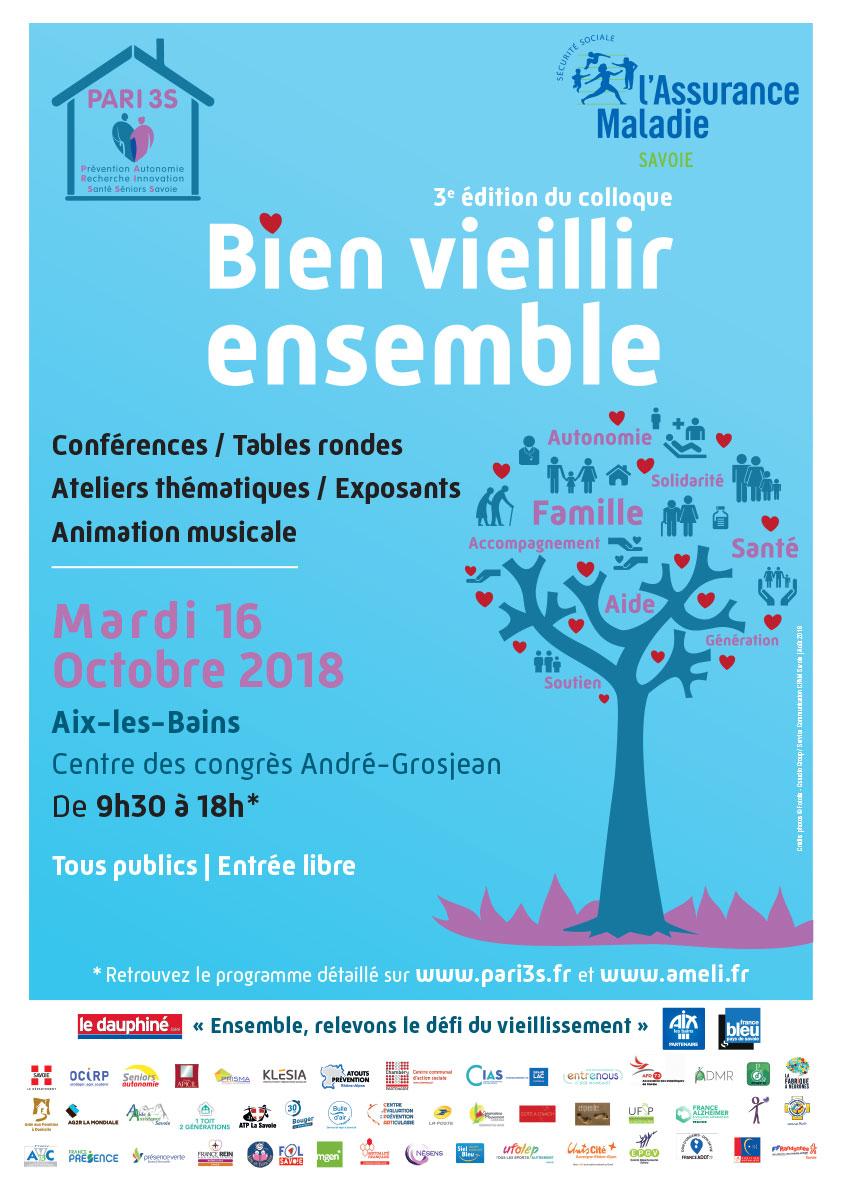 COLLOQUE 2018 - Aix-Les-Bains