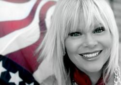 Star Spangled Banner Girl