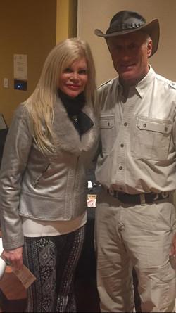 Jack Hanna & Kathleen