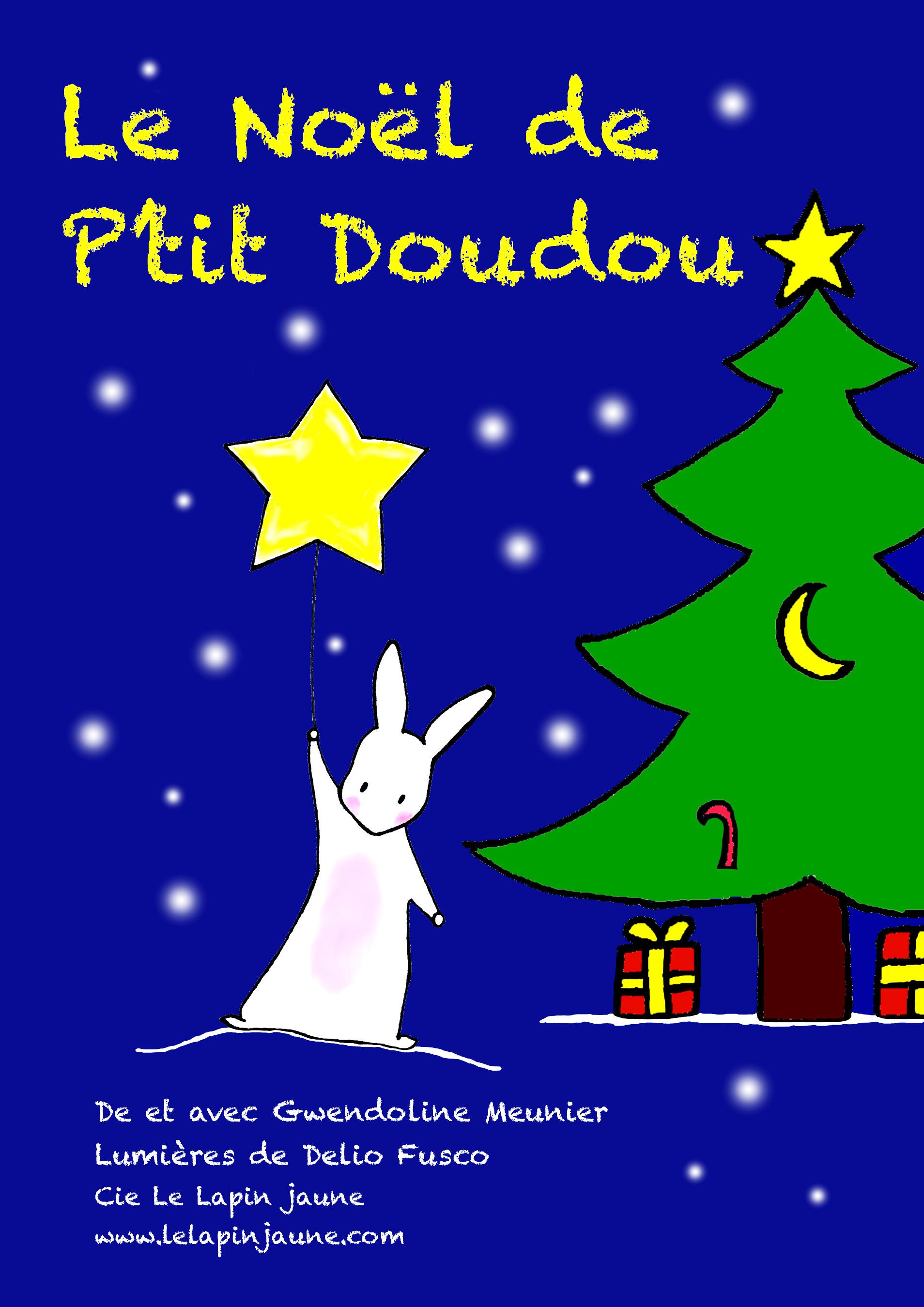 Le Noël de P'tit Doudou