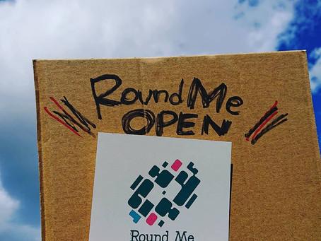 オンラインマルシェRoundMeはじまりました