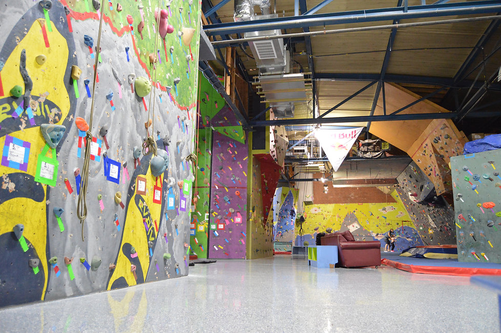 Home   Fayetteville, NC   The Climbing Place