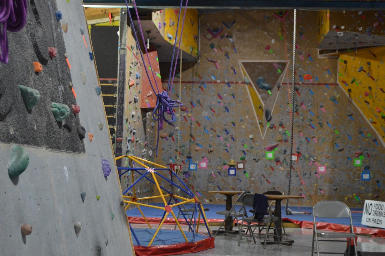 Lots to climb