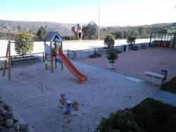 Zonas verdes y Parque Infantil